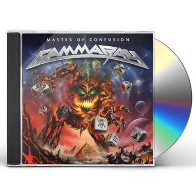 Gamma Ray MASTER OF CONFUSION CD