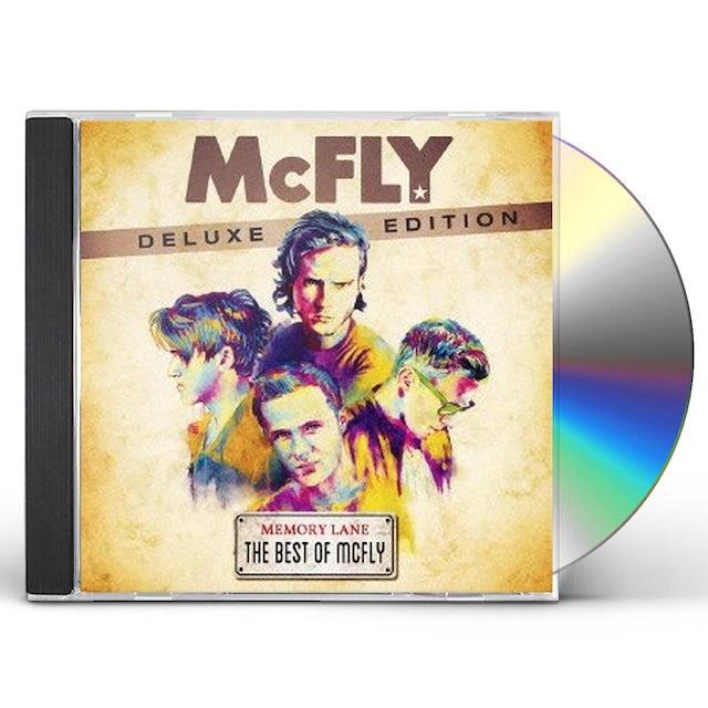 MEMORY LANE: BEST OF MCFLY CD