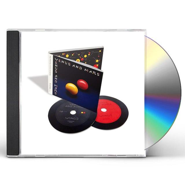 Paul McCartney VENUS & MARS CD