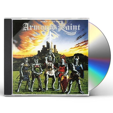Armored Saint MARCH OF THE SAINT CD