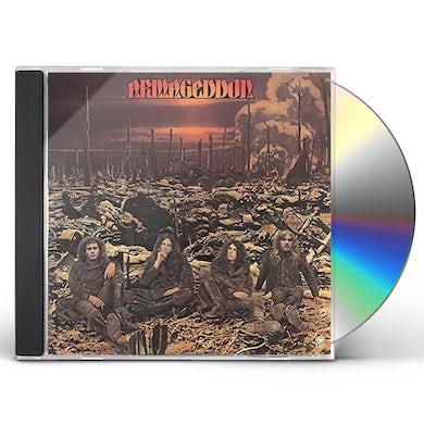 ARMAGEDDON CD