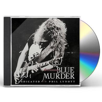 SCREAMING BLUE MURDER: DEDICATED TO CD