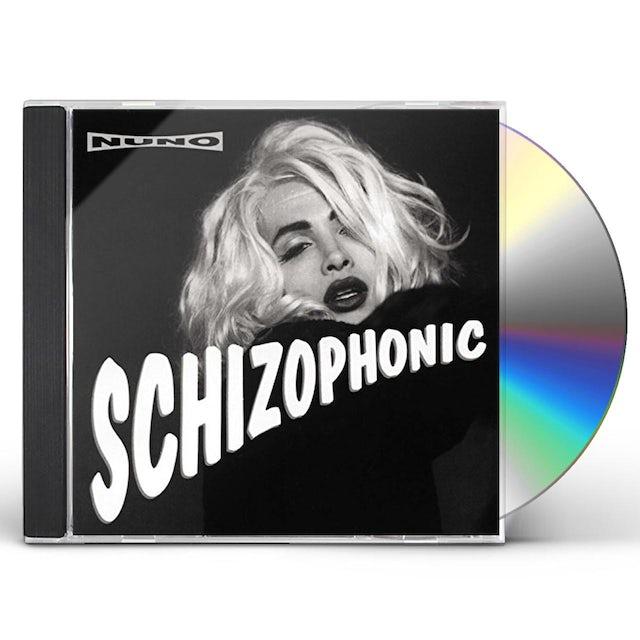 Nuno Bettencourt SCHIZOPHONIC CD