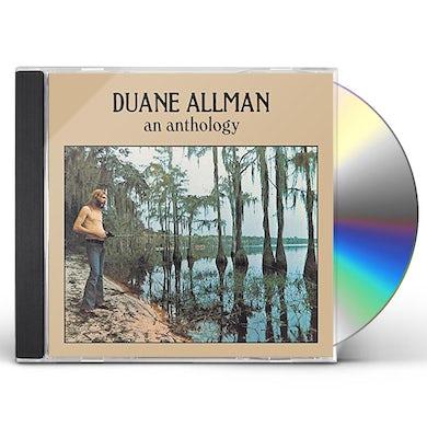 Duane Allman ANTHOLOGY CD