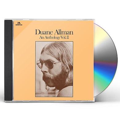 Duane Allman ANTHOLOGY VOLUME 2 CD
