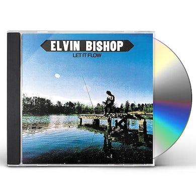 Elvin Bishop LET IT FLOW CD