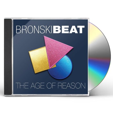 Bronski Beat AGE OF REASON: DELUXE EDITION CD
