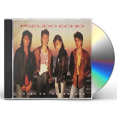 Pseudo Echo LOVE AN ADVENTURE CD