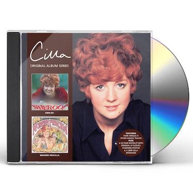 Cilla Black SHER-OO / MODERN PRISCILLA CD