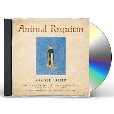 Rachel Fuller ANIMAL REQUIEM CD