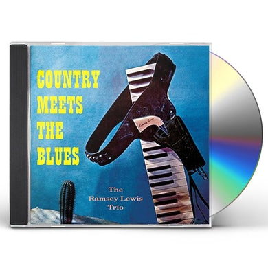 Ramsey Lewis COUNTRY MEETS THE BLUES CD