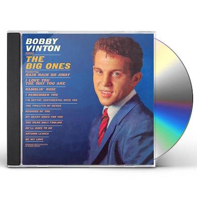 BOBBY VINTON SINGS THE BIG ONES CD