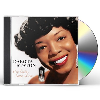 Dakota Staton LATE LATE SHOW CD