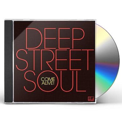 Deep Street Soul COME ALIVE CD
