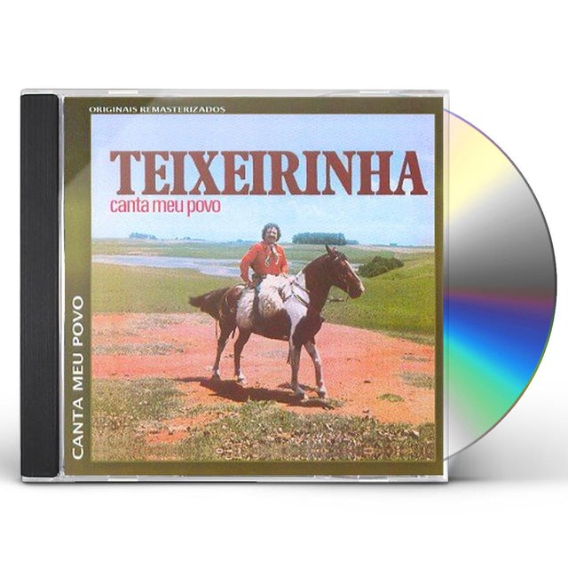 Teixeirinha CANTA MEU POVO CD