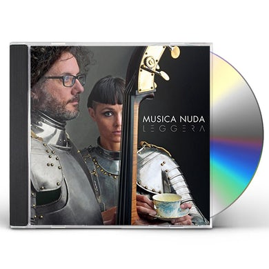 Musica Nuda LEGGERA CD