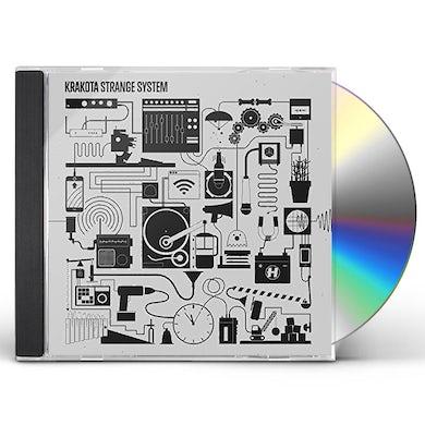 Krakota STRANGE SYSTEM CD