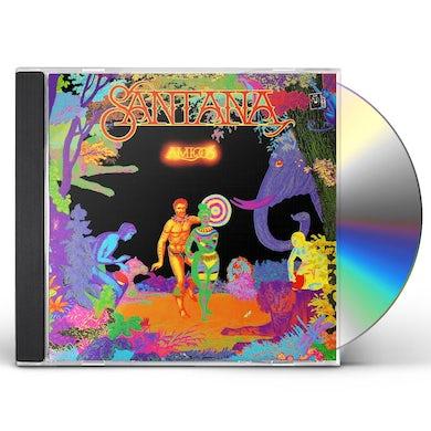 Santana AMIGOS (1976) CD