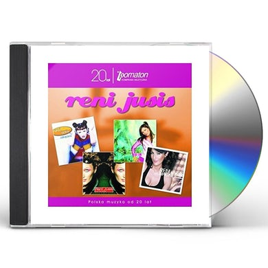 Reni Jusis KOLEKCJA 20LECIA POMATONU CD