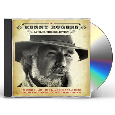Kenny Rogers LUCILLE: THE COLLECTION CD