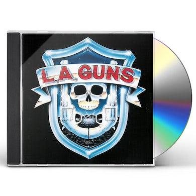 LA Guns CD