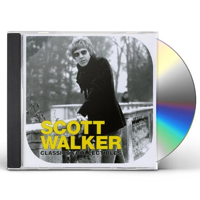 Scott Walker CLASSICS & COLLECTIBLES CD