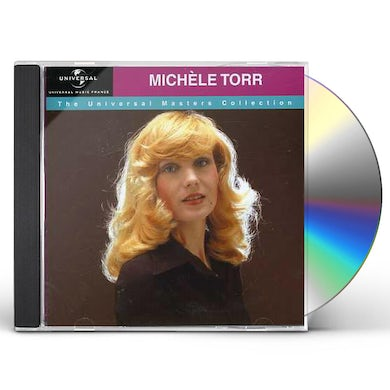Michele Torr UNIVERSAL MASTER COLLECTION CD