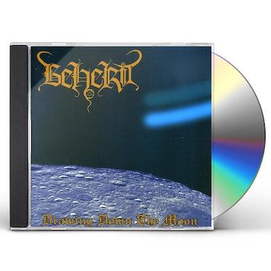 Beherit DRAWING DOWN THE MOON CD