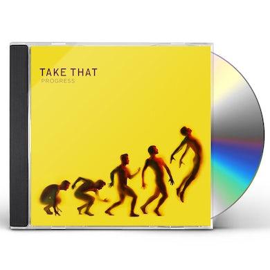 Take That PROGRESS CD