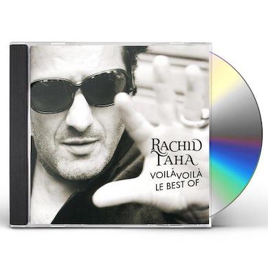 Rachid Taha VOILA VOILA: BEST OF CD