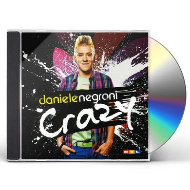 Daniele Negroni CRAZY CD