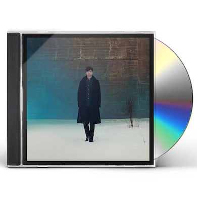 James Blake OVERGROWN CD
