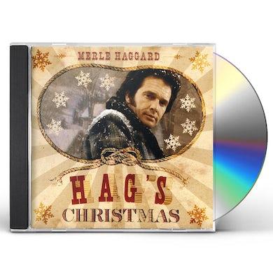 Merle Haggard ICON CHRISTMAS CD