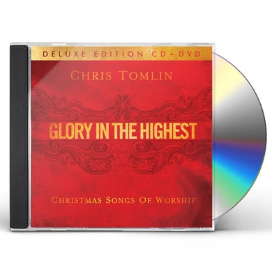Chris Tomlin GLORY IN THE HIGHEST: CHRISTMAS SONGS OF WORSHIP CD