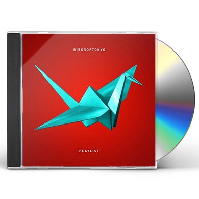 Birds Of Tokyo PLAYLIST CD