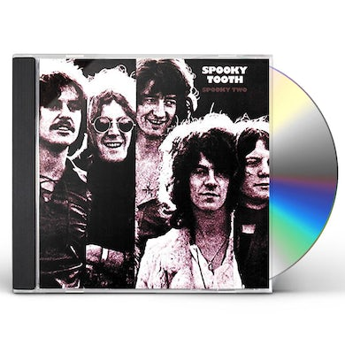 Spooky Tooth SPOOKY TWO CD