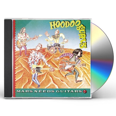 Hoodoo Gurus  MARS NEEDS GUITARS CD