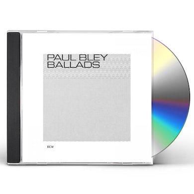 Paul Bley Ballads CD