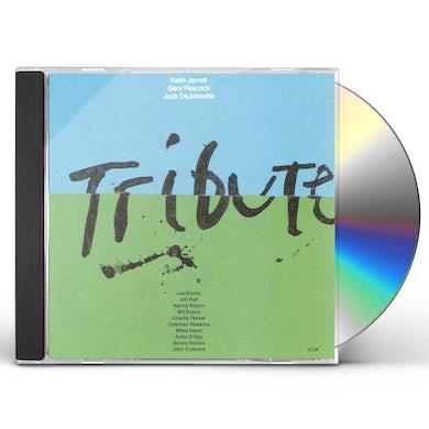 Paul Motian TRIBUTE CD