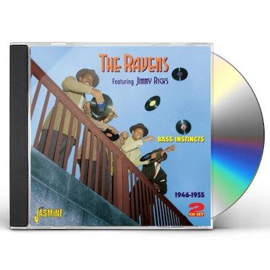 BASS INSTINCTS CD