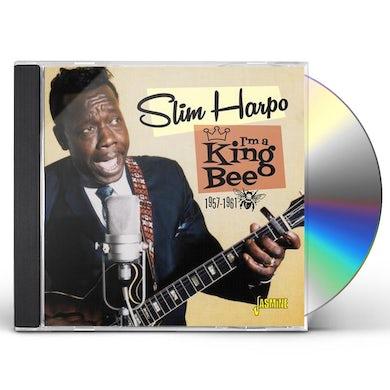 Slim Harpo I'M A KING BEE 1957-61 CD