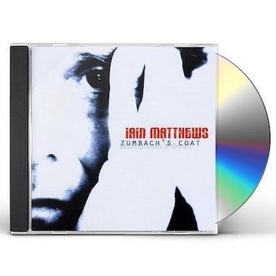 Iain Matthews ZUMBACH'S COAT CD