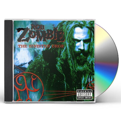 Rob Zombie SINISTER URGE CD