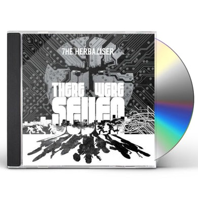 The Herbaliser THERE WERE SEVEN CD