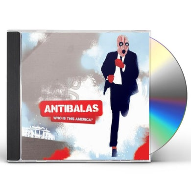 Antibalas WHO IS THIS AMERICA? CD