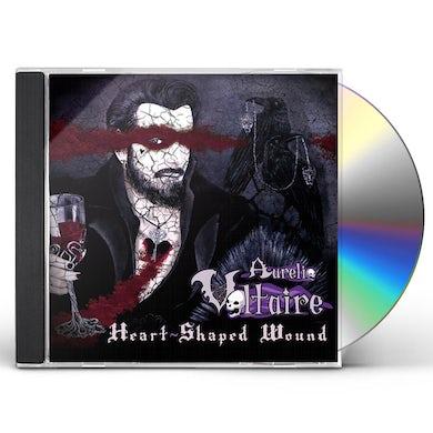 Aurelio Voltaire HEART-SHAPED WOUND CD