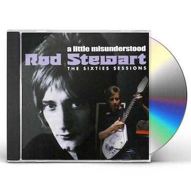 Rod Stewart LITTLE MISUNDERSTOOD-THE CD