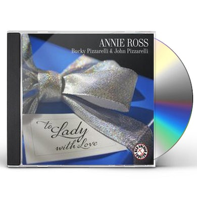 Annie Ross TO LADY WITH LOVE CD