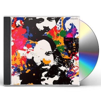 Emile Black Spider Det Kollektive Selvmord CD
