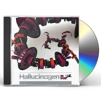 Hallucinogen IN DUB: LIVE CD